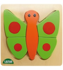 Koka puzzle Taureņis Lena L32067