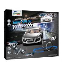 Autotrase High Speed 3.4 mt + Audi mašīna DARDA L50253