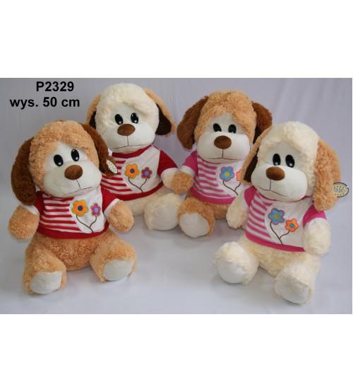Plīša suns 50 cm (P2329) dažādas 120281
