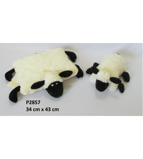 Plīša aita spilvens 34x43 cm (P2857) 138743