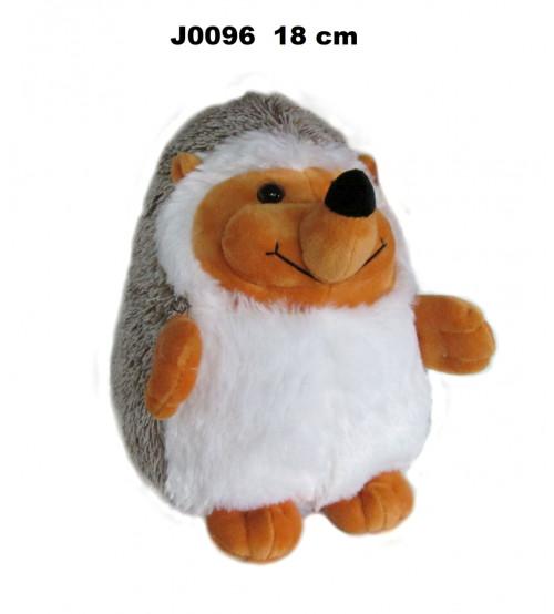 Plīša ezis 18 cm (J0096) 149909