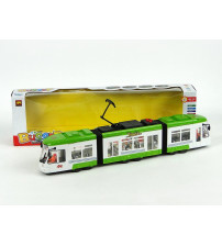 Tramvajs ar gaismu un skaņu 43 cm 196209