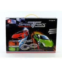 Trase Speed Track 292 cm ar 2 mašīnām ar gaismu 405776