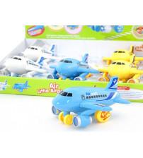 Lidmašīna ar skaņu un gaismu 15 cm 411593