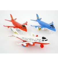 Lidmašīna ar skaņu un gaismu (inercija) 19 cm 412170