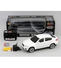 Radiovadāmā mašīna 4 virz. 34x13x13cm 1:14 BMW X6 428614