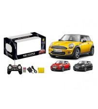 Radiovadāmā mašīna 4 virz. Mini Cooper 1:14 38,5x17,5x18,5cm 428645