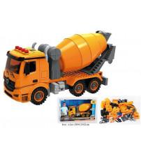 Konstruktors betona maisitājs 54 elementi 3+ 508798