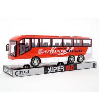 Autobus plastmasas inercijas 33 cm 518551