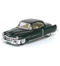 Metāla mašīnas modelis 1953 Cadillac Series 62 Coupe 1:43 KT5339