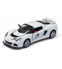 Metāla auto modelis 2012 Lotus Exige S 1:32 KT5361