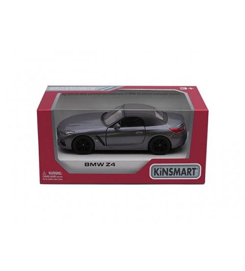 Metāla auto modelis BMW Z4 kastē 1:34 KT5419W