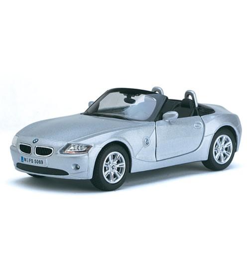 Metāla auto modelis BMW Z4 1:32 KT5069