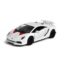 Metāla auto modelis Lamborghini Sesto Elemento 1:38