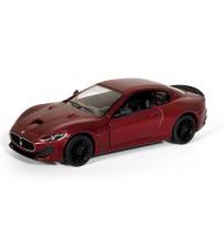 Metāla auto modelis 2016 Maserati GranTurismo MC Stradale 1:38