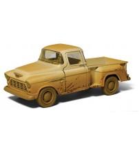 Metāla auto modelis 1955 Chevy Stepside Pick-up (Muddy) 1:32