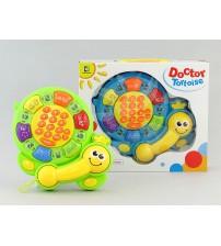 Muzikāla rotaļlieta Gliemezis 419612