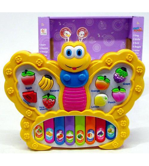 Muzikāla rotaļlieta Taurenitis 118713