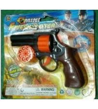 Pistole ar pistongām un lodītēm 6mm, 14 cm 8+