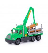 Automašīna baļķvedējs Maiks 53 cm PL55651