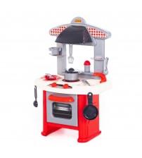 """Bērnu virtuves plīts ar piederumiem """"Yana """"(ar krāsni) 65 cm PL58874"""