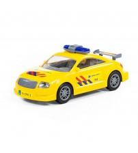 Inerciāls ātrās palīdzības transportlīdzeklis (NL) 268х115х100 cm PL71293