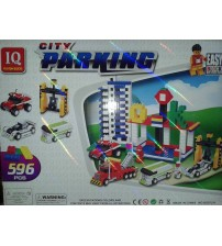Konstruktors City Parking 596 det. U-272