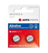 Baterijas AGFA AG12 LR43 B10 Kods APAG12B10