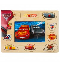 Koka puzzle 2IN1 CARS 6 elementi 10 m+ 4400A-CAR