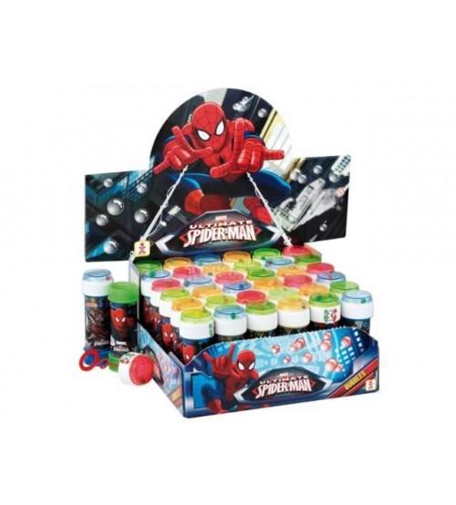 Ziepju burbuļi Spiderman 60 ml 547100