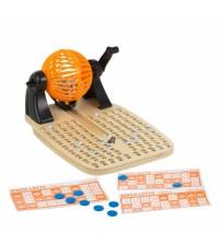 Galda spēle Bingo Loto no koka CB28815