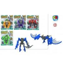 Transformers robots ap 12 cm dažādas CB37561