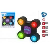 Galda spēle Memory Game ar spīdošām lampiņām 4+ CB43751
