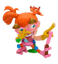 Figura 12 cm ar 10 purkšķi skaņam Windy Wendy no Fartist Club  CB43937-3