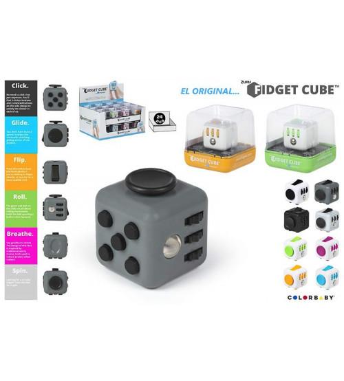 Spēle Fidget Cube pirkstu vingrinājumiem 3.5 cm CB44183