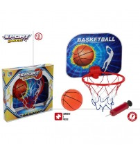 Basketbola mini grozs bērniem Sport diametrs 20 cm CB46240