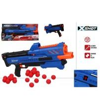 Pistole ar porol. bumbiņām X-Shot Chaos ZURU 14 g+ CB46273