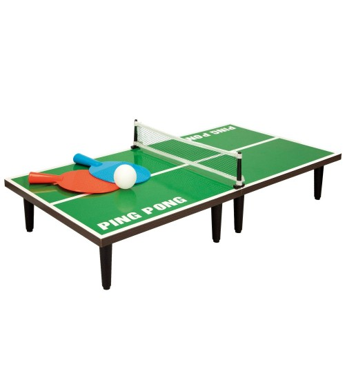 Galda spēles komplekts Galda teniss Ping Pong 60x30 cm CB46616