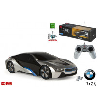 Radio vadāmā mašīna BMW i8 1:24 Rastar 6 virzieni, CB75898