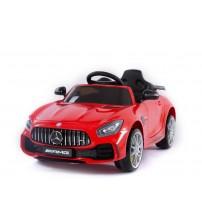 Akumulatoru licenzēta vienvietīga bērnu mašīna MERCEDES-AMG GTR radiovadāmā 09-453