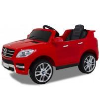 Akumulatoru licenzēta vienvietīga bērnu mašīna MERCEDES-BENZ M-CLASS radiovadāmā 09-461