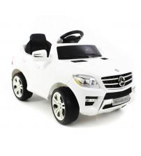 Akumulatoru licenzēta vienvietīga bērnu mašīna MERCEDES-BENZ M-CLASS radiovadāmā 09-462