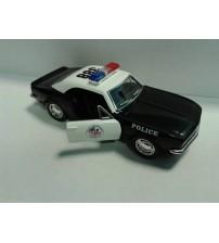 Metāla mašīnas modelis Chevrolet Camaro Police