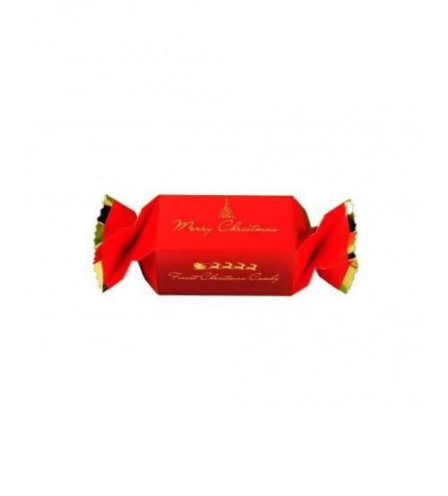 """Kārba """"Priecīgus Ziemassvētkus"""" ar saldumiem 200 gr  K20-35"""