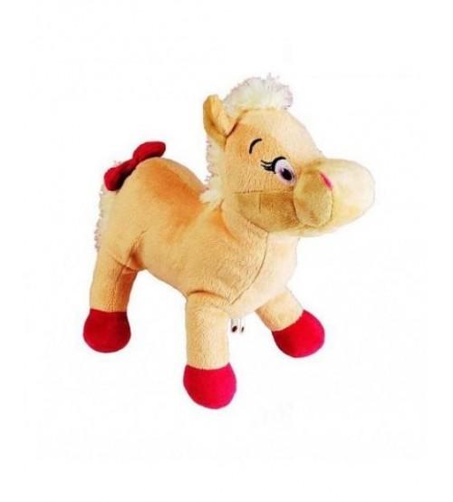 Ponija mazulis mīksta rotaļlieta ar saldumiem 300 gr + atstarotājs K19-16