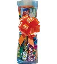 Ziemassvētku paciņa ar saldumiem 200 gr K22-38