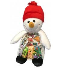 Sniegavīrs maģiskais ar saldumiem 430 gr + atstarotājs K19-14