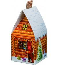 """Kārba """"Mazā mājiņa"""" ar saldumiem 300 gr K21-34"""