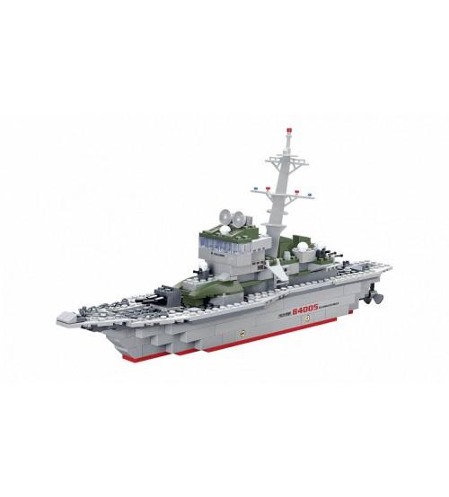 Konstruktors armijas kuģis 228 elementi 6+ KB84005