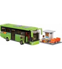 Konstruktors autobuss 364 elementi 6+ KB85013